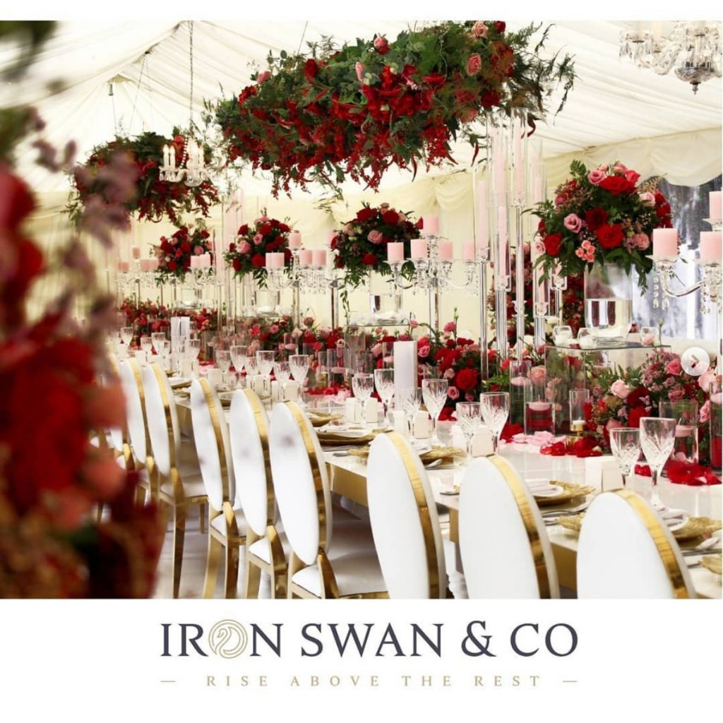 IRON SWAN AND CO